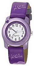 Esprit Heart Purple ES105284006