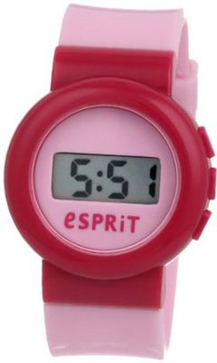 Esprit Kids' ES105264003 Digital-Swap Pink Set