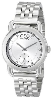 ESQ by Movado 07101410 Classica Stainless Steel
