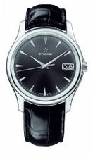 Eterna 7630.41.50.1186 Vaughan Stainless steel Big Date
