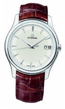 Eterna 7630.41.61.1185 Vaughan Stainless steel Big Date