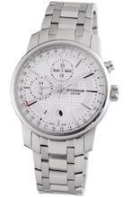 Eterna 8340.41.17.1225 Soleure Moonphase Chronograph Automatic Swiss