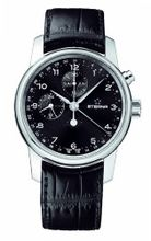Eterna 8340.41.44.1175 Soleure Stainless steel Moon Phase Chronograph