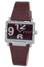 Exte EX.4031L-15Z brown calfskin band .