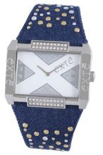 Exte EX.4032M-05Z blue canvas band .