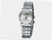 uEyki by Ufingo Ufingo-Fashion Nice Fine Steel Thin Band Business Wrist Quartz For /Ladies/Girls-White