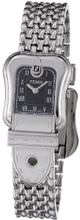 Fendi B. Fendi Ladies Stainless Steel Black Dial F386210