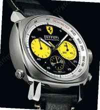 Ferrari - Engineered by Officine Panerai Special Editions Ferrari Chronograph 45 Rattrapante yellow
