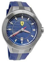 Ferrari 0830081 Scuderia Blue Grey Red Date Race Rubber  NEW