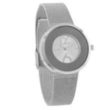 Ferretti FT11501 - Dress - Silver-Tone Stainless Steel Band