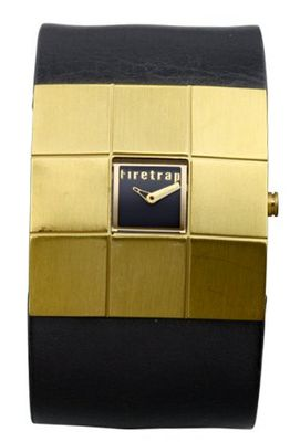 Firetrap FT1047G Ladies Night Fever Gold Black