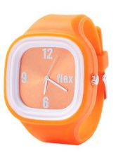 uFlex Watches Flex es - The Orange - St. Bernard Project
