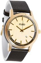 Flud - Onyx in Gold
