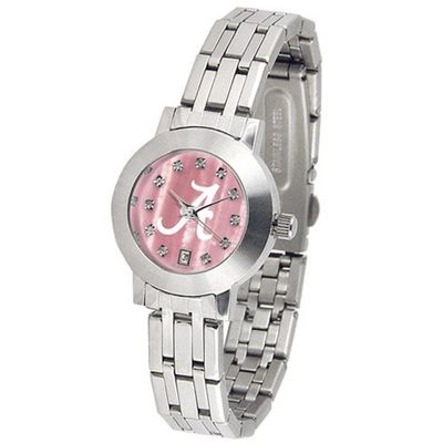 NCAA Alabama Crimson Tide Ladies Mother of Pearl Dynasty