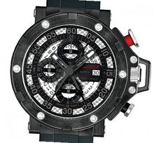 Formex 4 Speed HPG HPG - Fast Track FT900 Chrono GMT Automatik Skeleton