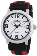 Formex 4 Speed Quartz TS725 72511.1010 with Rubber Strap