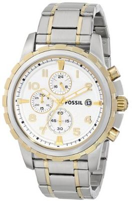 Fossil FS4795 Dean Chronograph Stainless Steel
