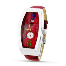Franchi otti 3004 Banana Collection Red with Numbers Dial