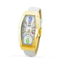 Franchi otti 4000 Banana Collection White with Numbers Dial