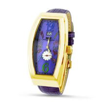 Franchi otti 4003 Banana Collection Violet with Numbers Dial