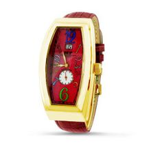 Franchi otti 4004 Banana Collection Red with Numbers Dial