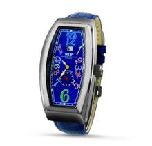 Franchi otti 5002 Banana Collection Blue with Numbers Dial