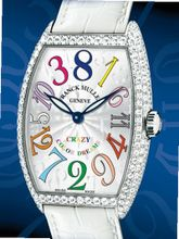 Franck Muller Cintrée Curvex 7851 Crazy Hours Color Dreams
