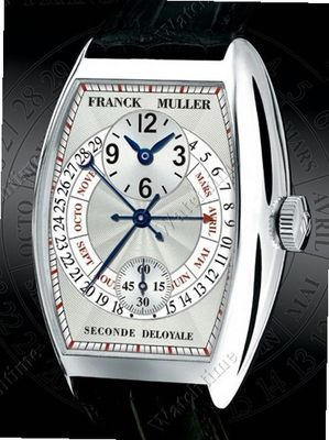 Franck Muller The Complications Seconde Deloyale