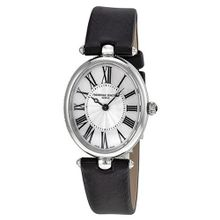 Frederique Constant Art Deco Stainless Steel Black Satin Ladies 200MPW2V6
