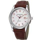 Frederique Constant FC-303RV6B6 RunAbout Brown Leather Strap