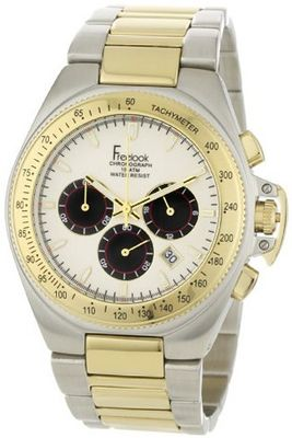 Freelook HA5303GM-7 Aquamarina Ii Stainless Steel Cream Dial