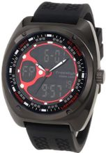 Freestyle 101187 The Contact Analog-Digital Silicone Strap