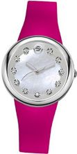 Philip Stein Crystal Hot Pink F36S-MOPCR-HP- FRUITZ MODEL