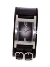 G by GUESS Black Buckles