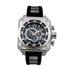Gallucci Automatic Black Carbon Dial #WT23039AU/SSL-KK