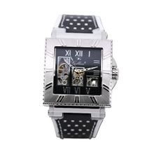 Gallucci Automatic Skeleton Black/Silver Dial #WT22454SK/SSL-KPWK