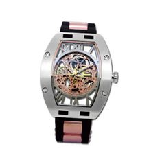 Gallucci Automatic Skeleton IP Rose Gold/Steel Case Rose Gold Movt #WT22272SK/SS-SP-RG