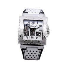 Gallucci Automatic Skeleton White/Silver Dial #WT22454SK/SSL-WKKW