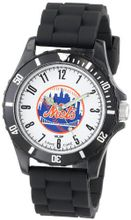 Game Time Kids' MLB-WIL-NYM Wildcat College Series New York Mets 3-Hand Analog