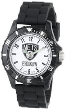 Game Time Kids' NBA-WIL-BK Wildcat College Series Brooklyn Nets 3-Hand Analog