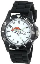 Game Time Kids' NFL-WIL-DEN Wildcat NFL Series Denver Broncos 3-Hand Analog