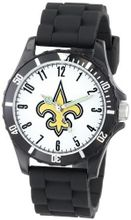 Game Time Kids' NFL-WIL-NO Wildcat College Series New Orleans Saints 3-Hand Analog