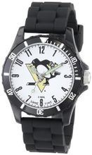 Game Time Kids' NHL-WIL-PIT Wildcat NHL Series Pittsburgh Penguins 3-Hand Analog