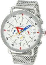 Giulio Romano GR-1000-04-001B Toscana White Dial Multi Function Stainless-Steel