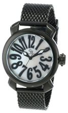 Giulio Romano GR-7000-13-001 Rimini Mother-Of-Pearl Dial Black Ion-Plated