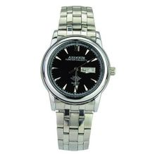 Ardour 2305 Excellent Classic Automatic Business Stainless Steel Wrist - Black Dial