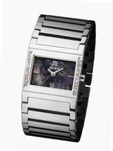 Glamour Time GT310ST31-2 Ladys Wrist Stainless Steel Strap