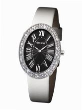 Glamour Time GT900ST1-1wh Ladys Wrist White Leather Strap