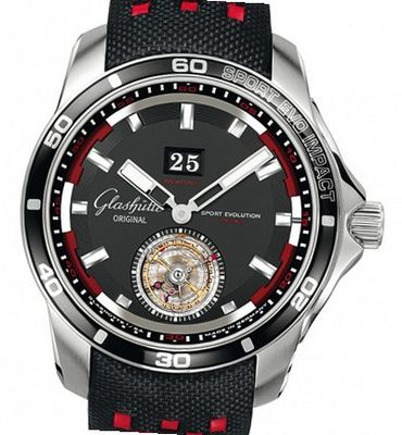 Glashütte Original Sport Evolution Sport Evolution Impact Tourbillon