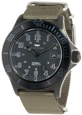 Glycine 3863-99AT9-TB2 Combat Sub Stealth Dive
